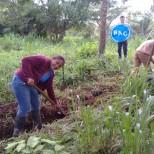 Just a Drop El Roblar Nicaragua BAC Digging Trenches 2 (Medium)